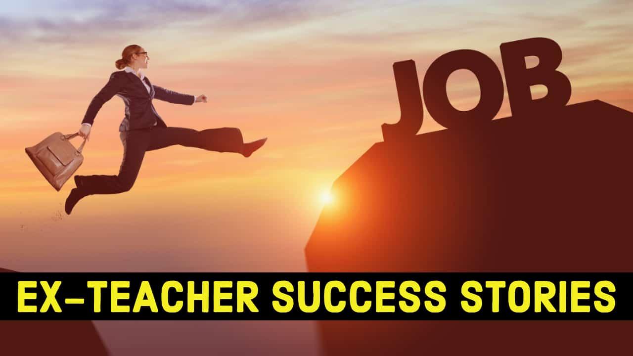 teachers leaving the profession